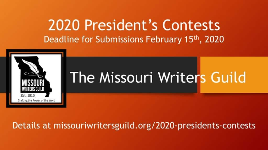 Missouri Writers Guild – Crafting the Power of the Word